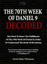 70th Week Of Daniel 9 Decoded book - 7 year tribulation concept explained.